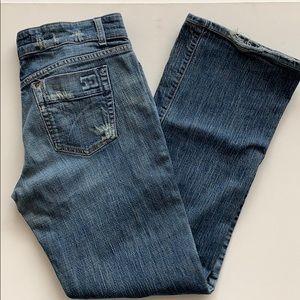 Joe's Jeans   Distressed Bootcut